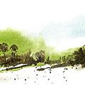 Last Green Of The Season by Tonya Doughty