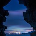 Last Light Through Lava by Glen Sumner