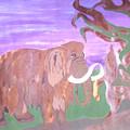 Last Mammoth by Gerzhot Natalia