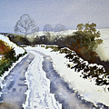 Last Of The Snow by Paul Dene Marlor