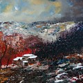 Last Snow by Pol Ledent