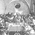 Last Supper 1510 by Durer Albrecht