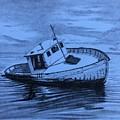 Last Voyage  by Tony Clark