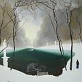 Last Winter by Andrej Vystropov