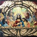 Lasy Supper by Iosif Ioan Chezan