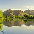 Late Afternoon At Rio Verde River by Barbara Zahno