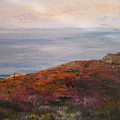 Late Afternoon On Rockport Seaside In Autumn by Kayla Race