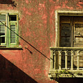 Late Afternoon Stroll Through Legnano by Denise Gallagher