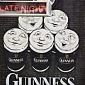 Late Night Guinness Limerick Ireland by Teresa Mucha