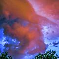 Late Night Nebraska Shelf Cloud 010 by NebraskaSC