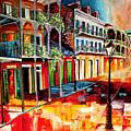 Late On Royal Street by Diane Millsap