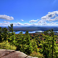 Late September On Bald Mountain by David Patterson