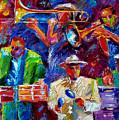 Latin Jazz by Debra Hurd