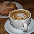 Latte And Scone by Dan McManus