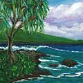 Lau Halas In Hilo by Suzanne MacAdam