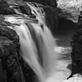 Laugafell Mountain Lodge Waterfalls Iceland 3146 by Bob Neiman
