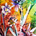 Laughing Flowers by Mindy Newman