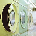 Laundrette by Kenny Ip