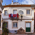 Laundry And Architecture In Estoi, Portugal by Tatiana Travelways
