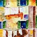 Laundry Day by Denise Mc Nellis