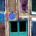 Laundry Day by Mimo Krouzian