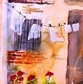Laundry Day by Sandi Stonebraker