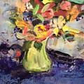 Laura's Antique Vase by Constance Paul