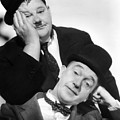 Laurel And Hardy, 1939 by Granger