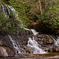 Laurel Falls Six by Bob Phillips