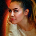 Lauren Luna by Blake Richards