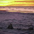 Lauren's Sandcastle by Elie Wolf