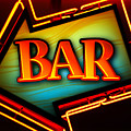 Laurettes Bar by Barbara Teller