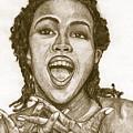 Lauryn Hill by Debbie DeWitt