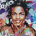 Lauryn Hill by Richard Day