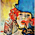 Lautrec Homage by Ellen Cannon