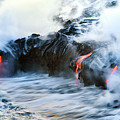 Lava Flow by Christopher Johnson