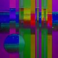 lavender Doors by Charles Stuart