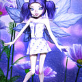 Lavender Fairy by Alicia Hollinger