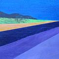 Lavender Field by Dille Ferrer