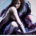 Lavender by Melissa Fiorentino