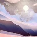 Lavender Night by Spacefrog Designs
