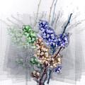 Repose In Lavender  by John Gerstner