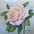 Lavender Rose by Marna Edwards Flavell