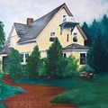 Lavern's Bed And Breakfast by Jennifer Christenson