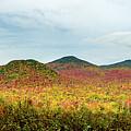 Layered Adirondack Colors by Tony Beaver