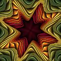 Layers Of Color by Deborah Benoit