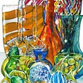 Layers Of Glass by Jane Loveall