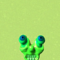Lazy Alien by James Melton