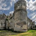Le Bois Thibault Chateau by Rob Lester
