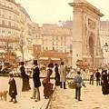 Le Boulevard St Denis - Paris by Mountain Dreams